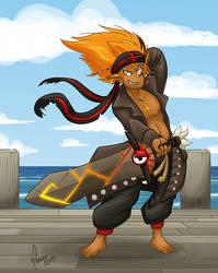 Pirate Tristepin by ManueC
