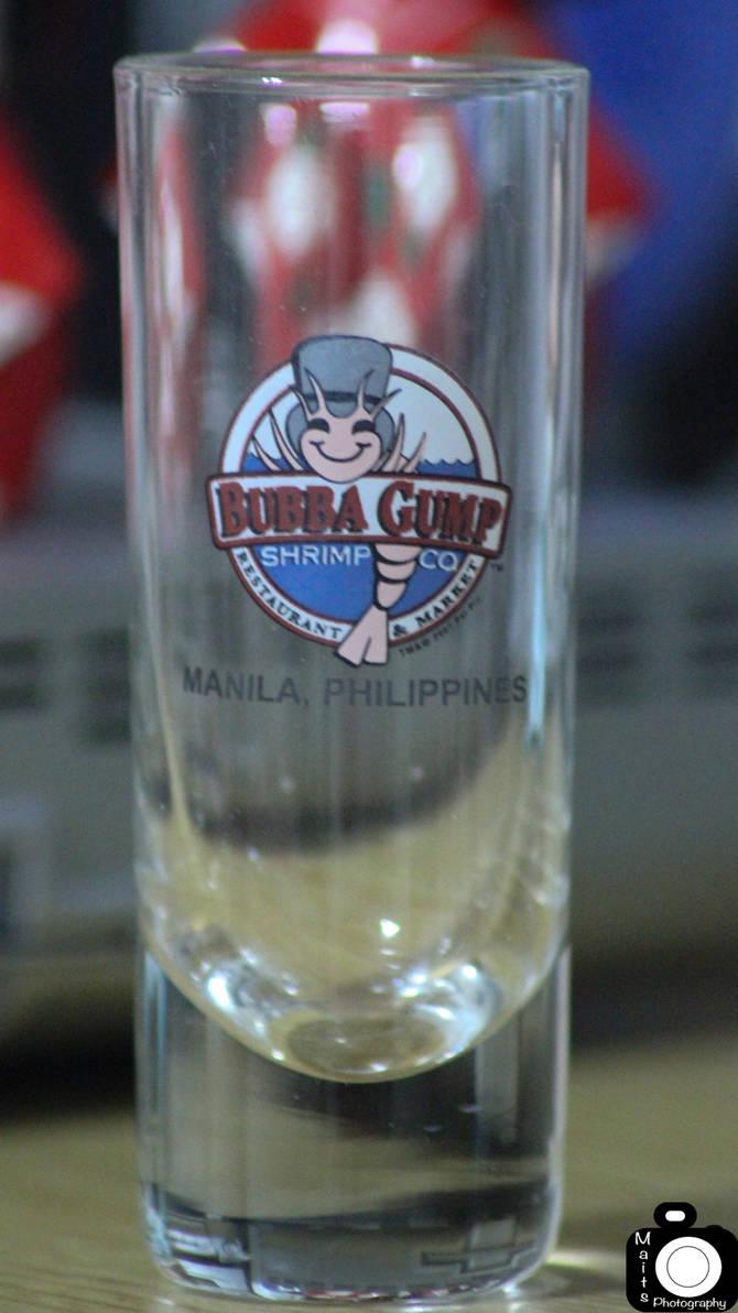 long shot glass