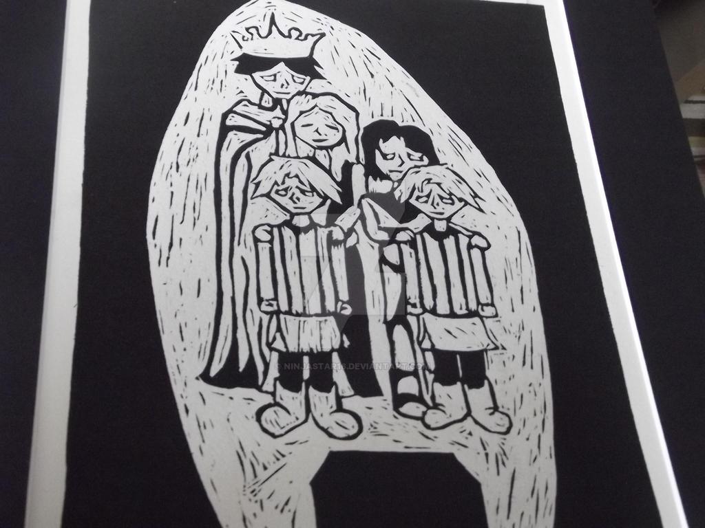 the children of Lir-part 1 by ninjastar16