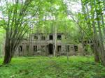 Abandoned Mine House