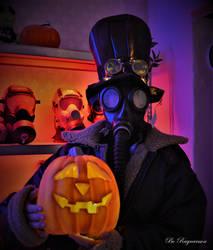 Steampunk Jacko. by mjrn70