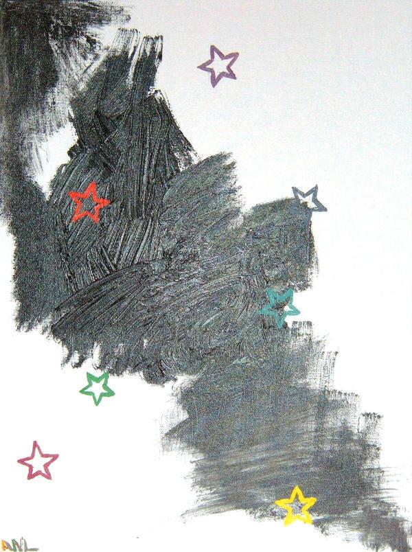 Stars by MountNeverest