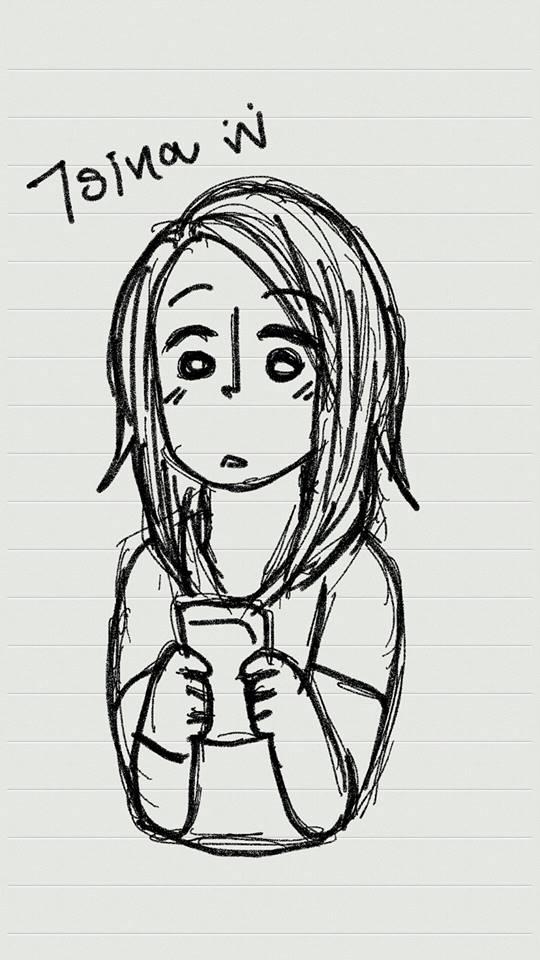 me :p by Yeemiku