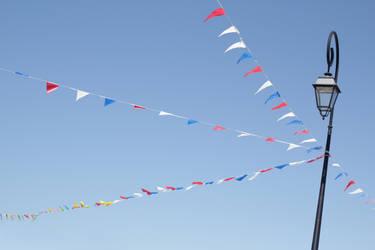 Sky flags by gordon131