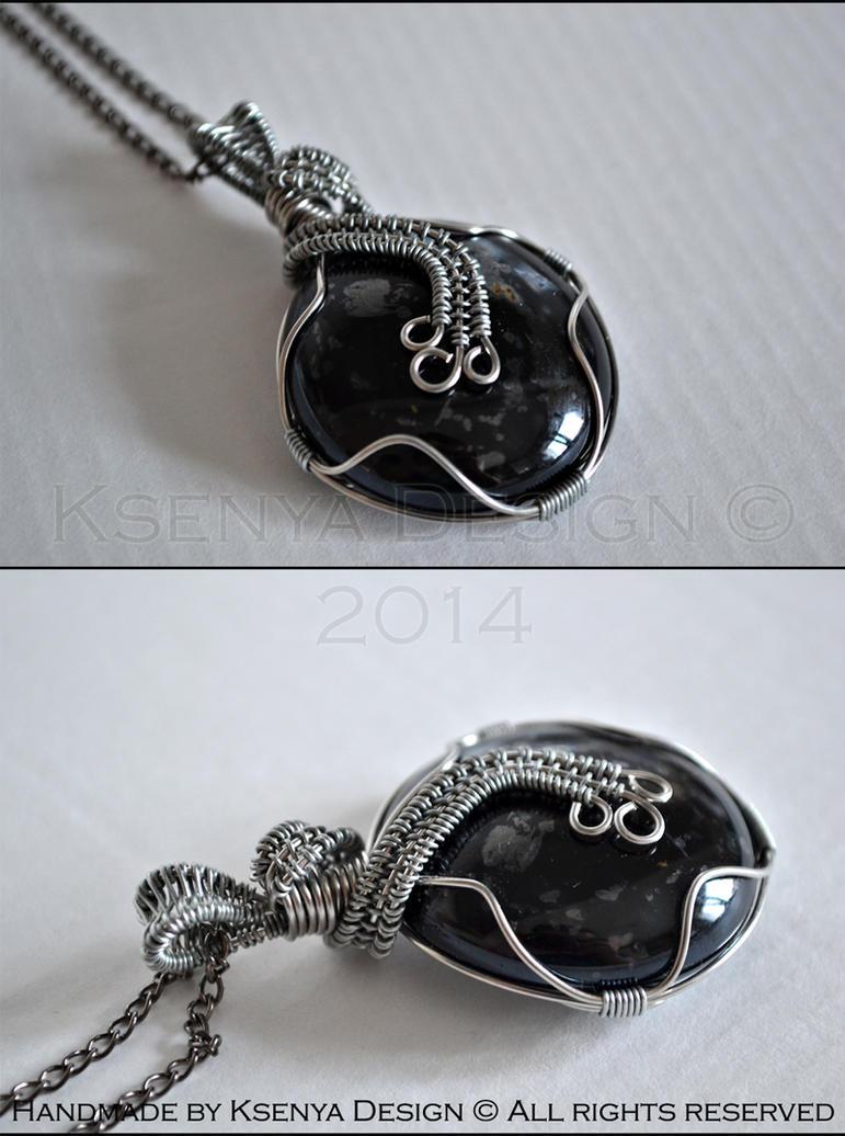 Black Serpent by KsenyaDesign