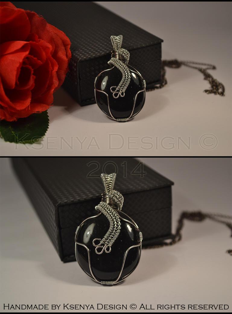 Black serpent Revisited by KsenyaDesign