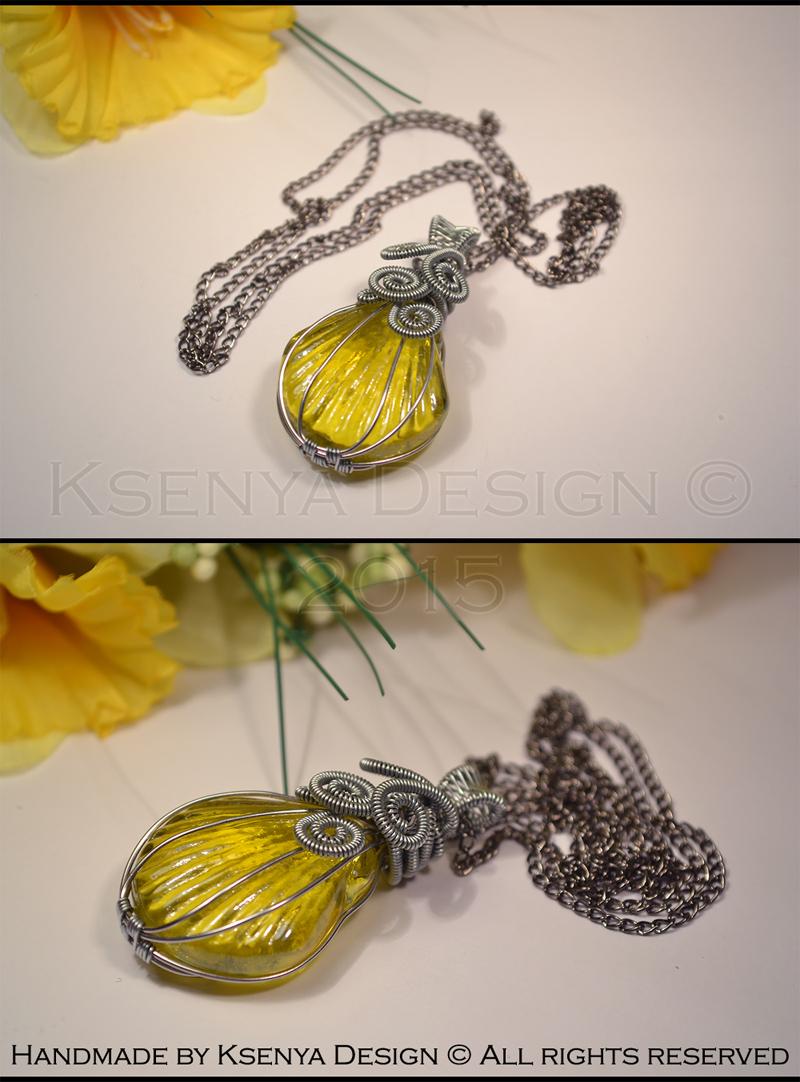 Golden Light by KsenyaDesign