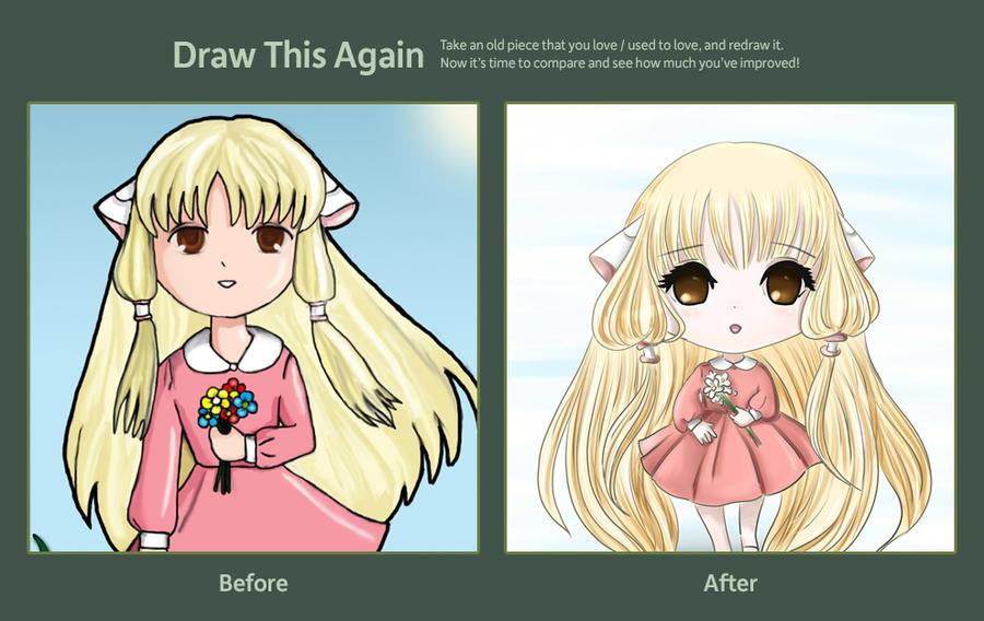 Draw This Again: Chii by Tarisha
