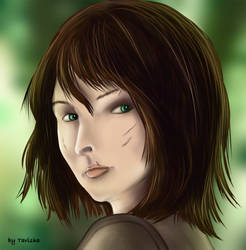 Larisa Dren by Tarisha