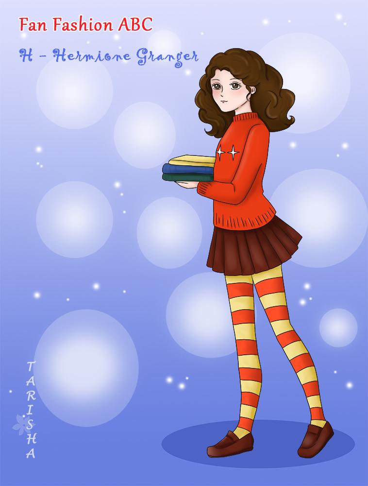 Fan Fanshion ABC - H - Hermione by Tarisha