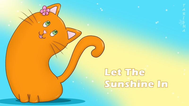 Sunshine Wallpaper by Tarisha