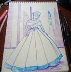 A Dress for Liara
