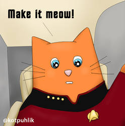 Make It Meow by Tarisha