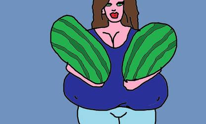 Melons by biggirl120