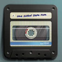 One sided tape