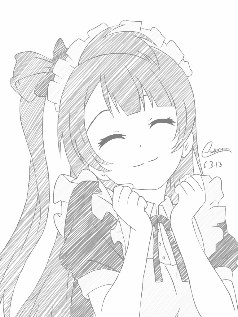 Minami kotori by tsukitofu on deviantart