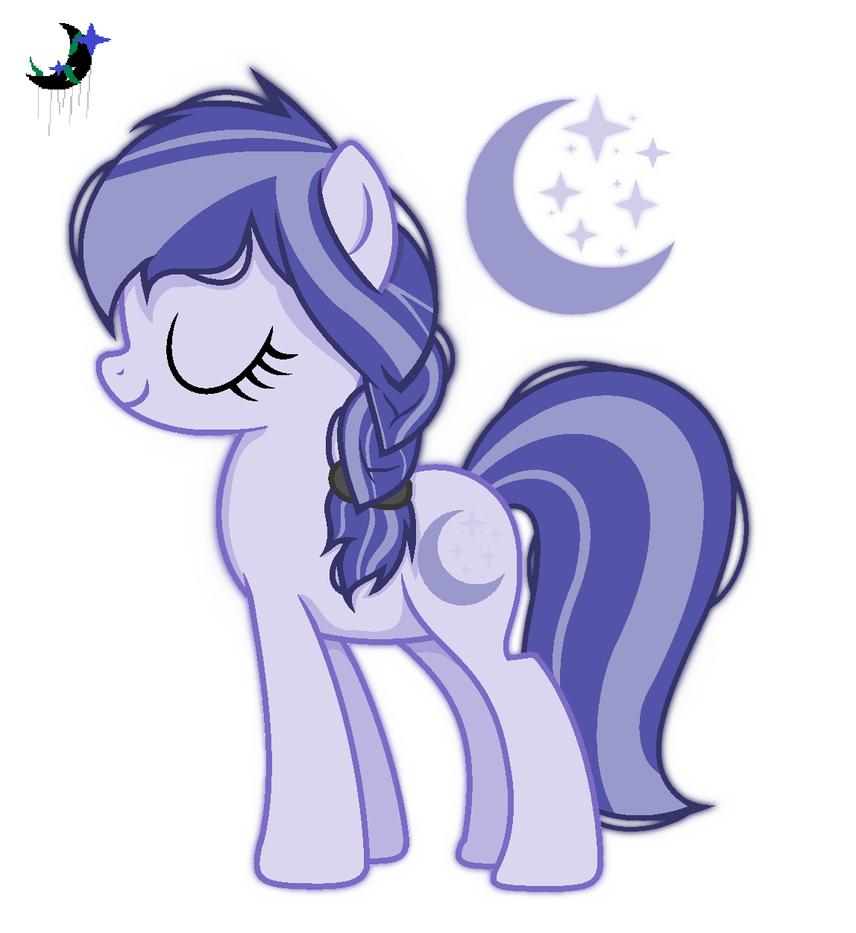 Mauve Moonlight by Mistehhhhh