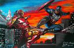 Civil War by JPKegle