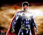 Man of Steel by JPKegle