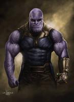 Thanos by JPKegle