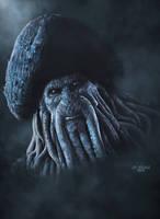 Davy Jones by JPKegle