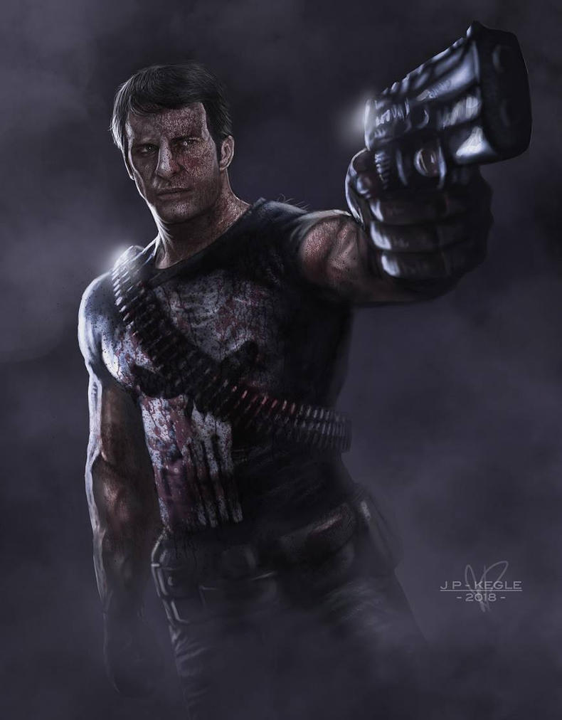 The Punisher by JPKegle