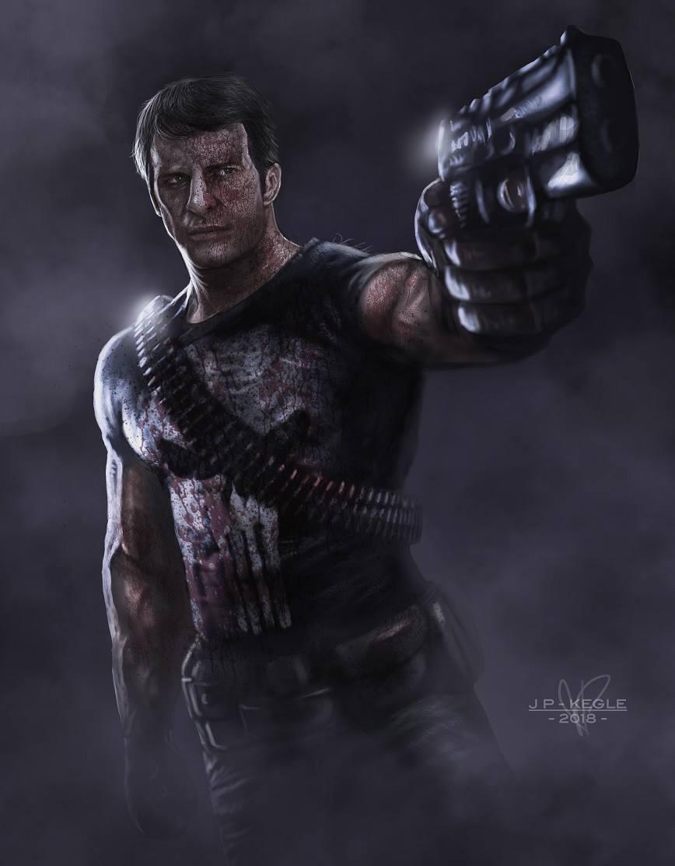 The Punisher by JPKegle