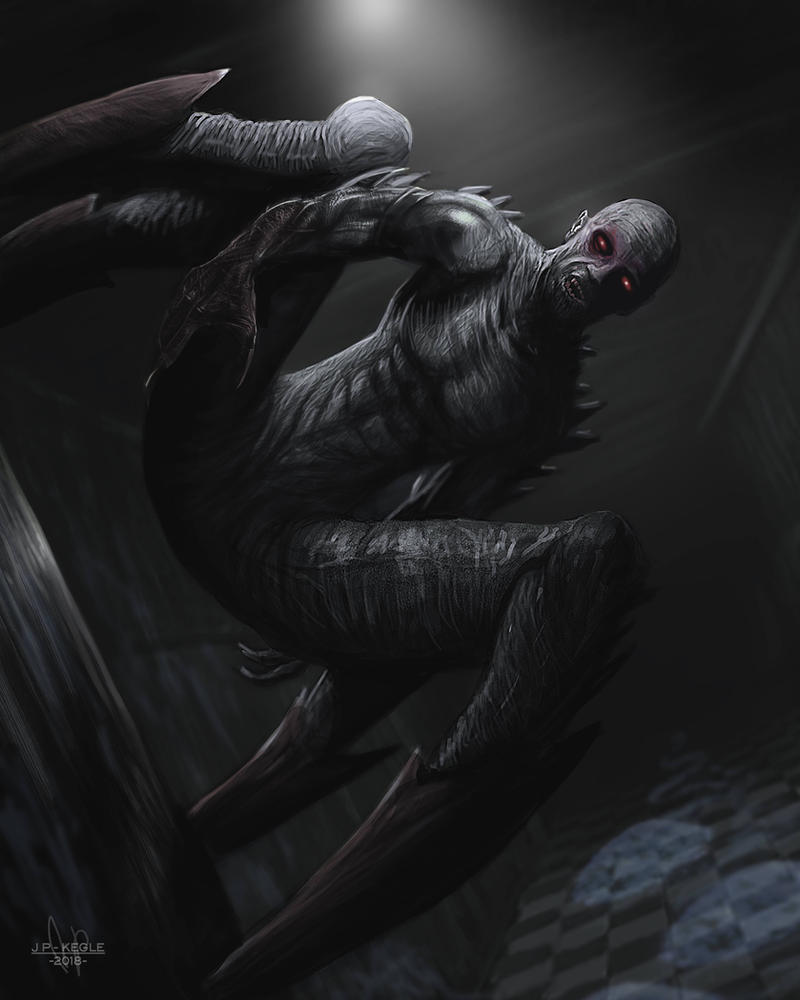 The Crawler by JPKegle