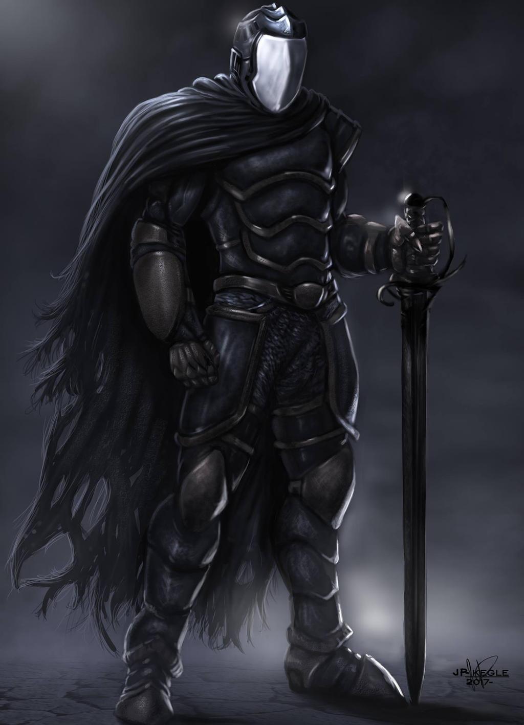 The Shadow Knight by JPKegle