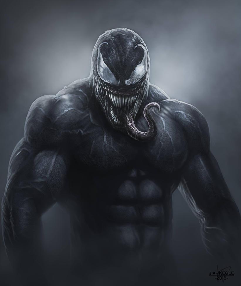 Venom by JPKegle