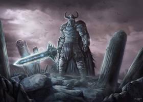 The Warrior God by JPKegle