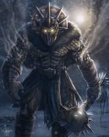 The Warrior by JPKegle