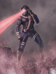 Cyclops by JPKegle