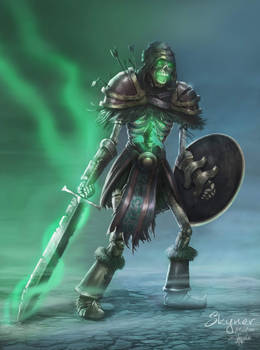 Undead warrior