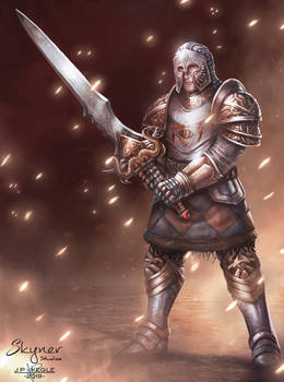 Templar of the flame