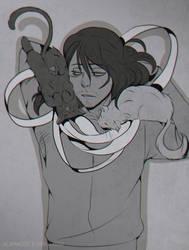 Aizawa Shota by almaadst