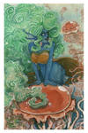 ArtTrade with MiriKyu: Neferti