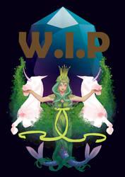 Fairytale Wish W.I.P by Truthdel
