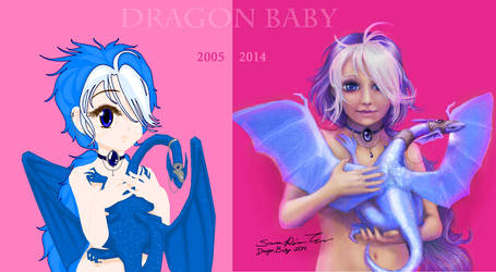 Dragon Baby Remake by Truthdel