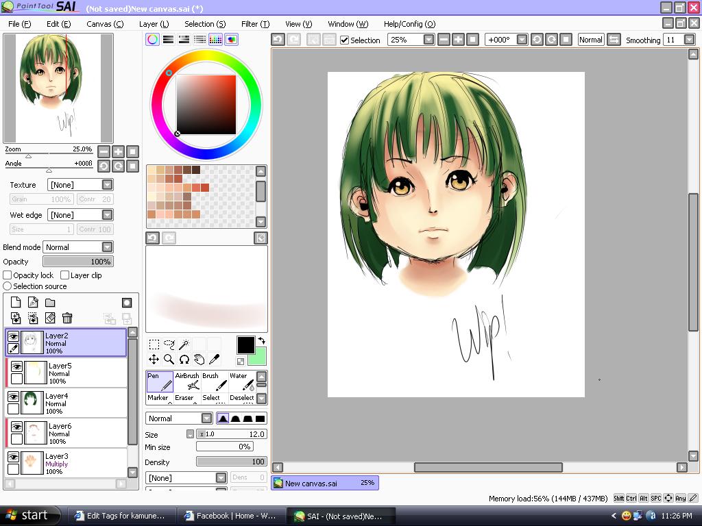 Paint Tool Sai English Free Trial