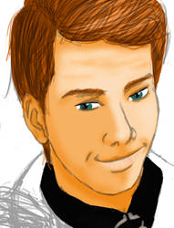 + C.Colfer -WIP- + by PerfectImperfectionx