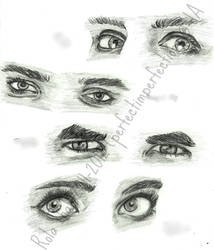 Eye Study by PerfectImperfectionx
