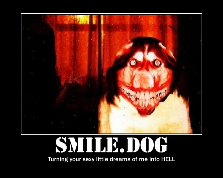 Smile.jpg by Cute-And-Shy-Ciel on DeviantArt Smiling Dog And Cat