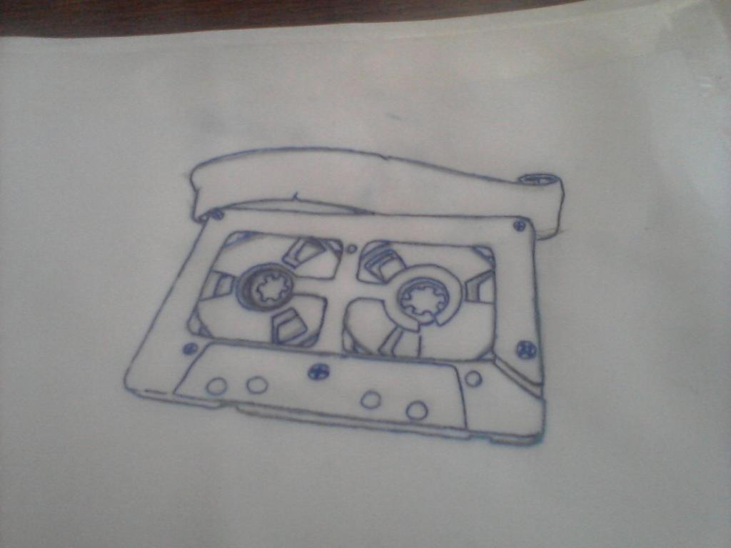 reel to reel cassette tattoo design by mr minister on deviantart. Black Bedroom Furniture Sets. Home Design Ideas