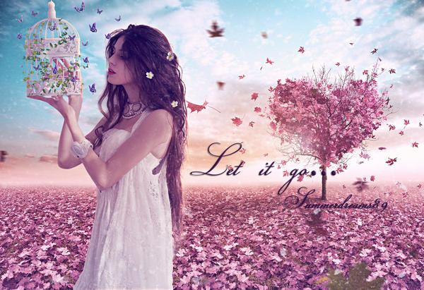 .:Let it go:. by SummerDreams-Art