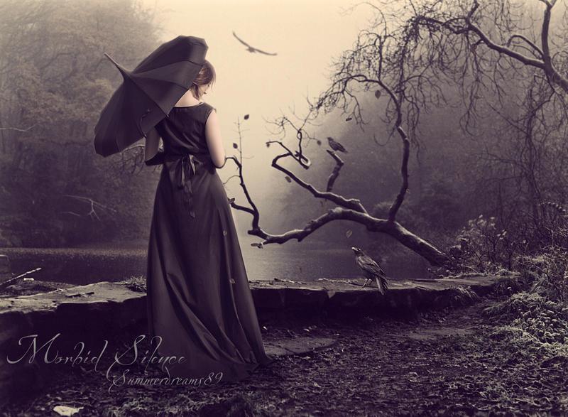 .:Morbid Silence:. by SummerDreams89