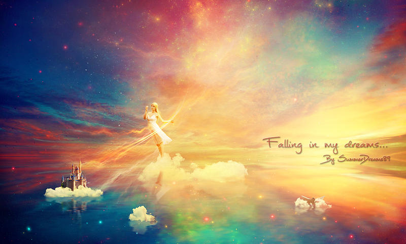 .:Falling in my Dreams:. by SummerDreams-Art