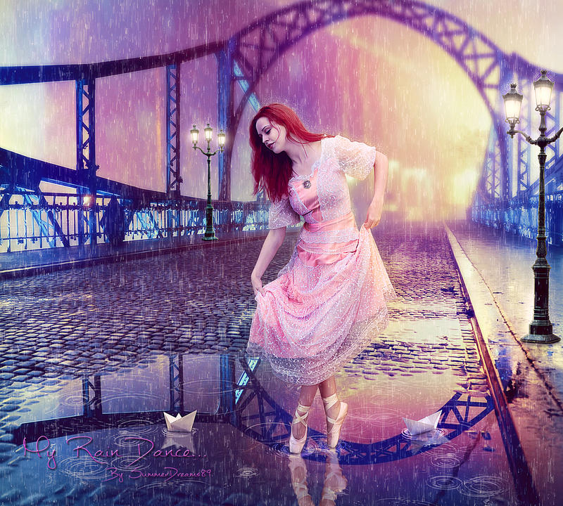 .:My Rain Dance:. by SummerDreams89