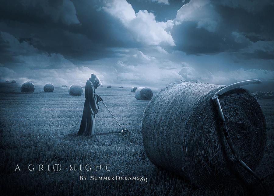 .:A Grim Night:. by SummerDreams89