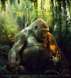 :: King Kong and I :: by SummerDreams-Art